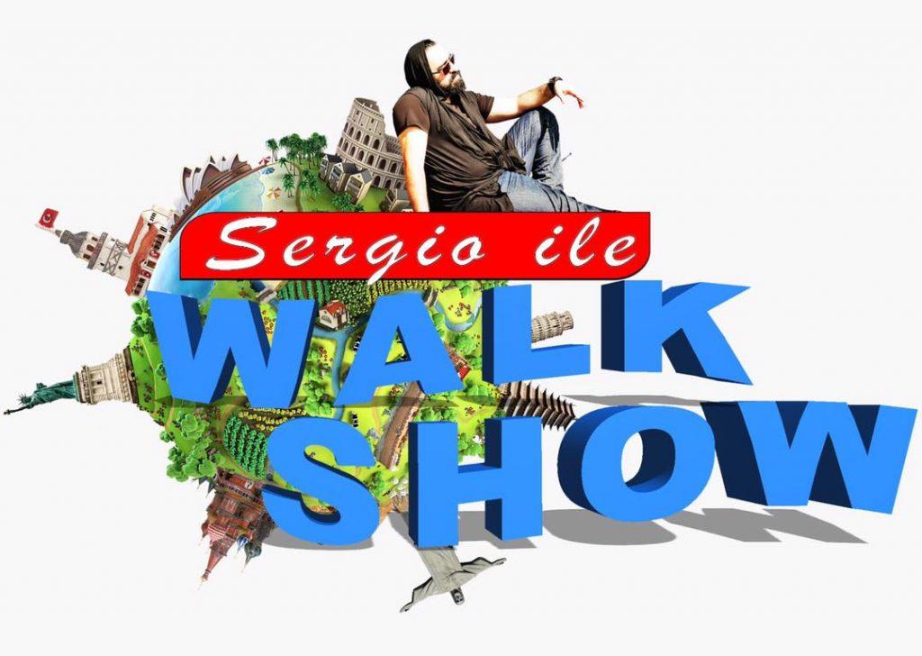 tv 8,5 sergio ile walk show