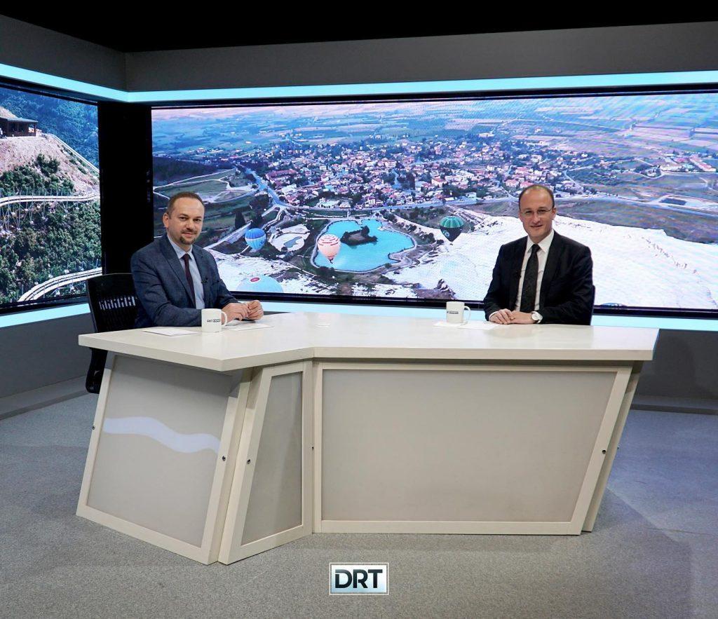 drt tv denizli haberin merkezi programı