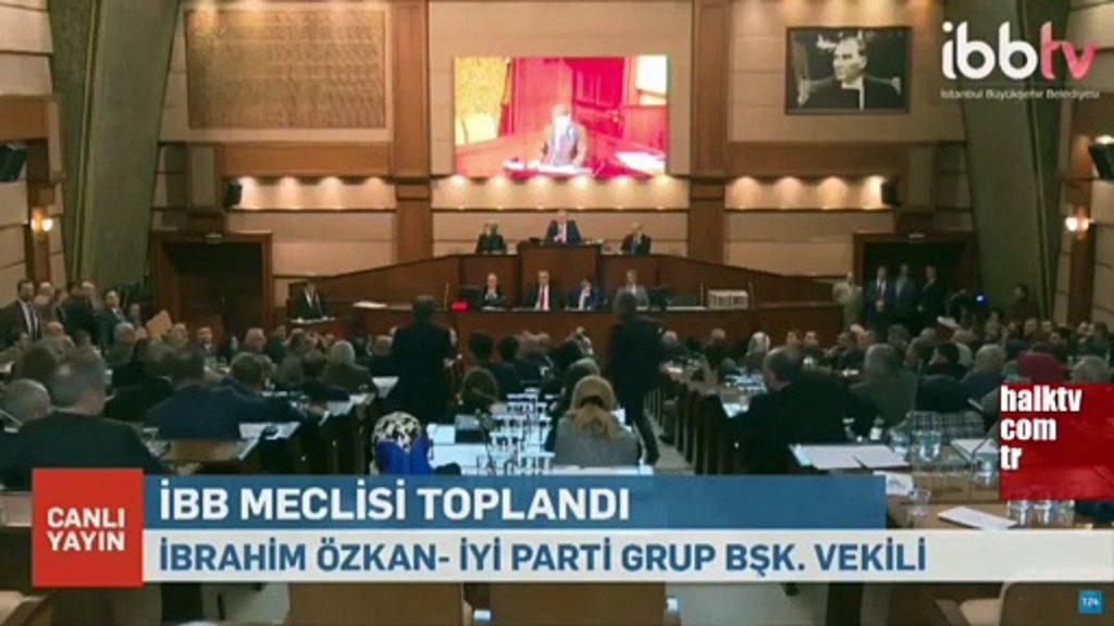 ibb tv meclis toplantısı