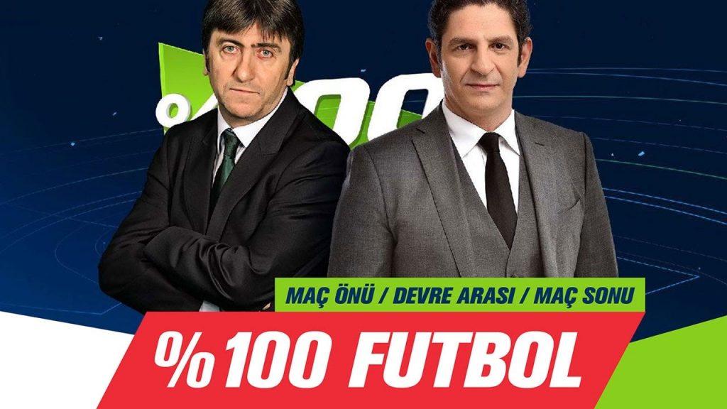 ntv %100 futbol