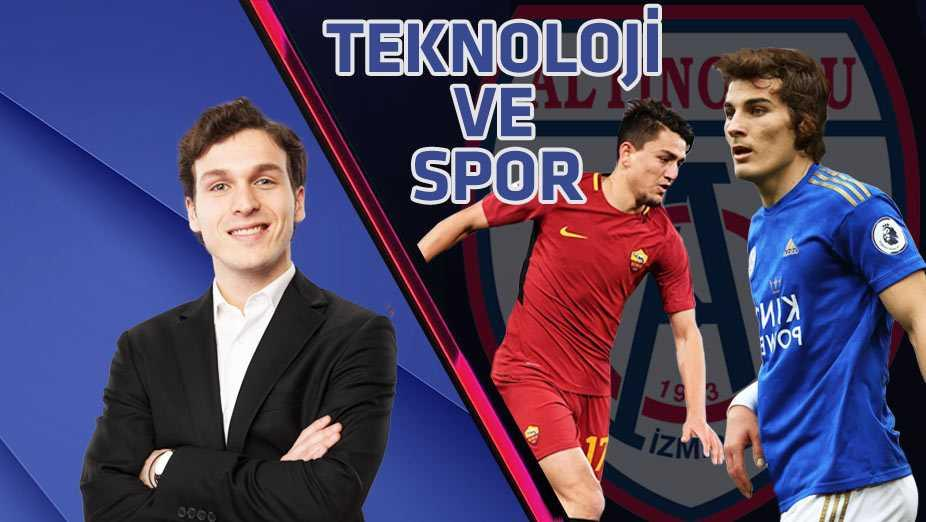sports tv teknoloji ve spor